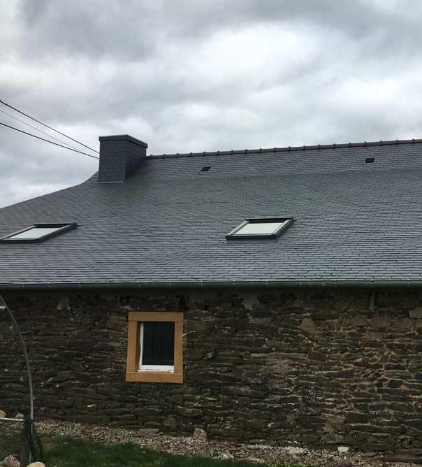 entreprise de rénovation au service de votre toiture